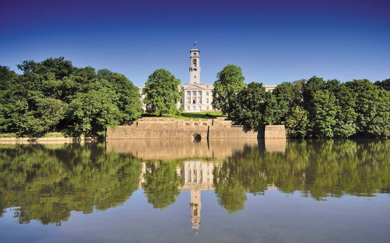 Studere i England - University of Nottingham