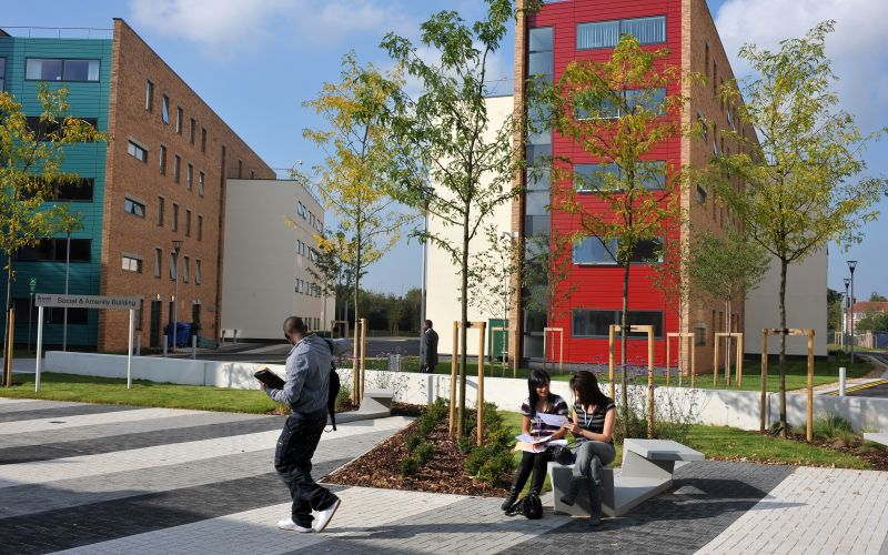 Brunel University London - Across the Pond