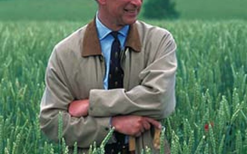 Royal Agricultural University - Prince Charles