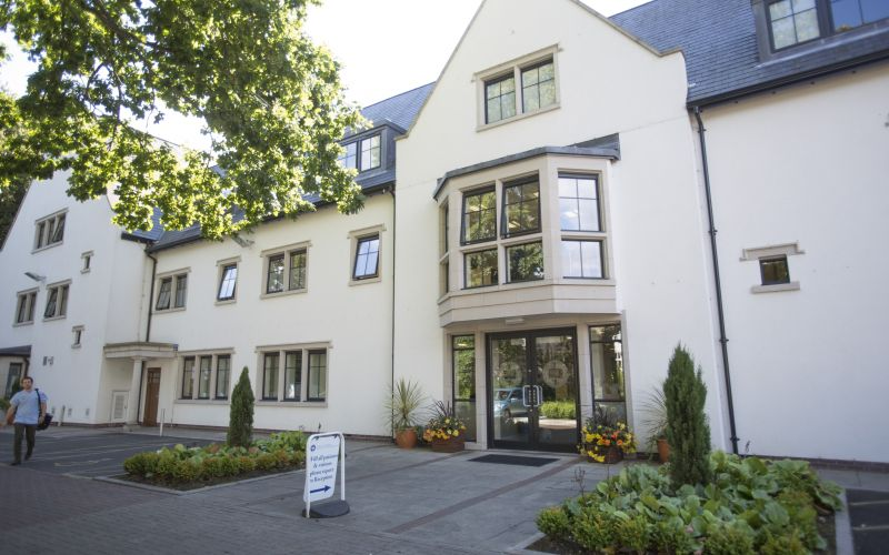 AECC University College - Across the Pond - Studier i Storbritannia