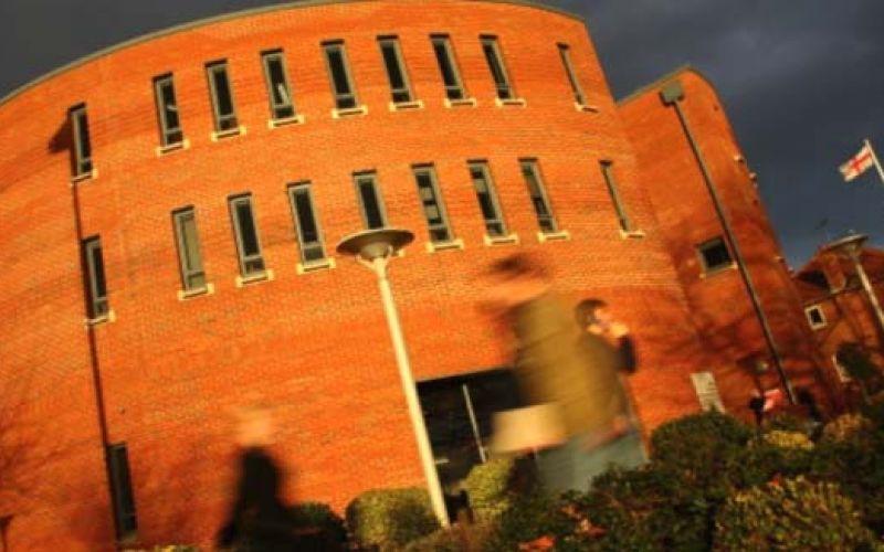 Studere ved University of Chester i England