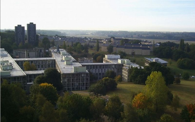 Studere ved University of Essex i England