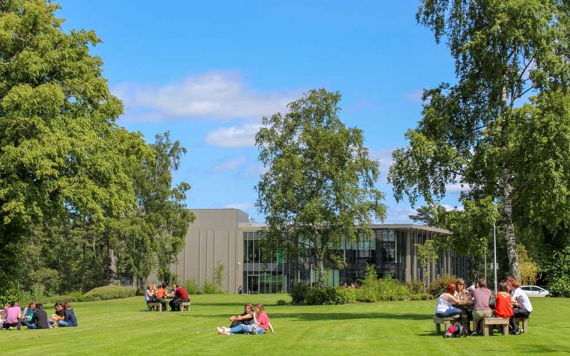 Heriot-Watt University Edinburgh