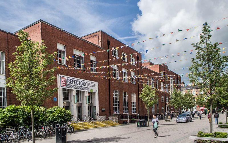 Studere i England - Uiversity of Leeds - Student Union