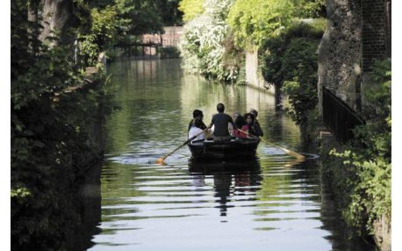 Studere i England - University of Kent - ro på kanalen