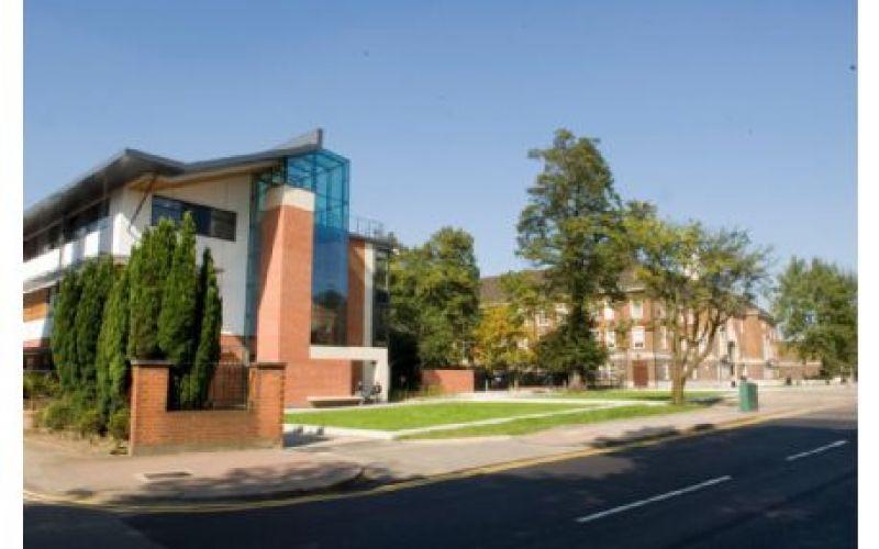 University of Middlesex - Studier i Storbritannia