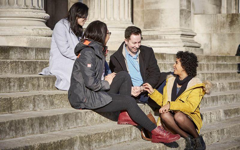 Studere i England - Uiversity of Leeds -Studenter