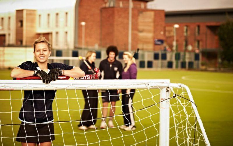 Studere i England - University of Worcester - idrett