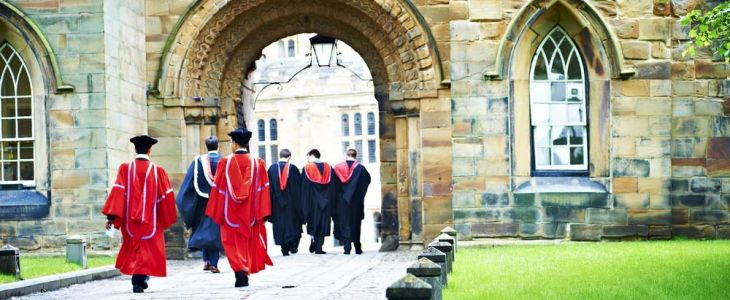 Studere ved Durham University