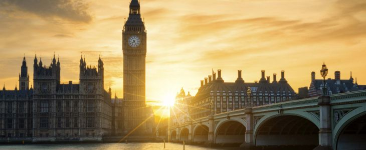 Studere i London