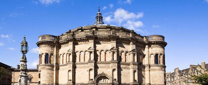 Studere i Edinburgh