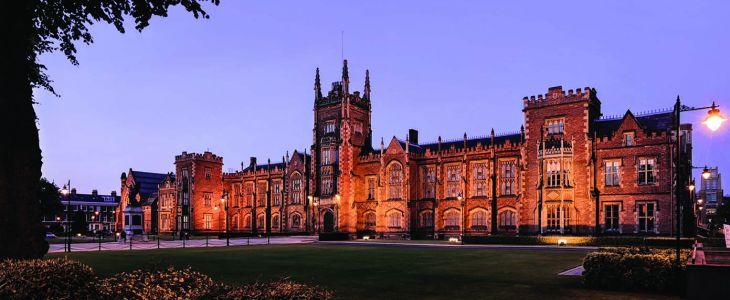 Studere i Belfast