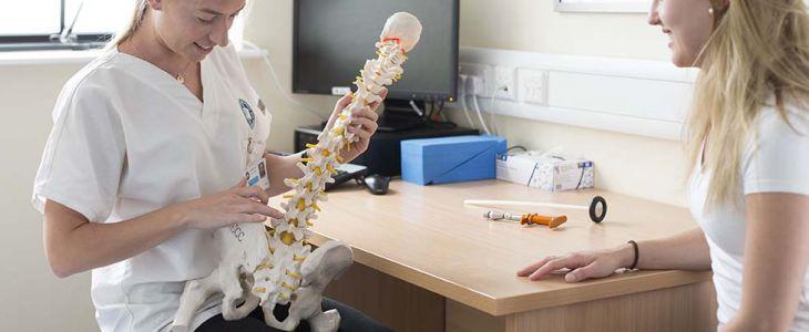 Studere kiropraktikk ved AECC