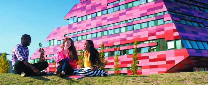 Studere ved University of Nottingham i England