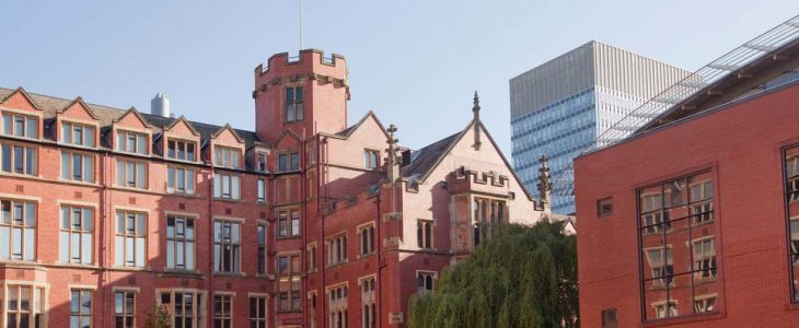 Studere ved University of Sheffield