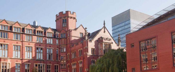 Studere ved University of Sheffield