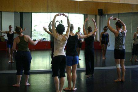 Studere i England - University of Winchester - studenter dans