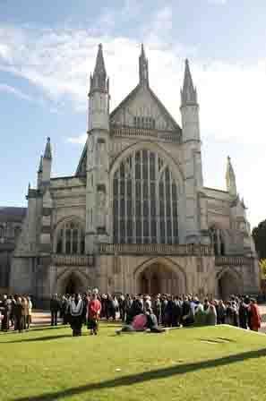 Studere i England - University of Winchester