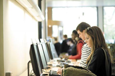 Studere i England - University of Reading - studenter