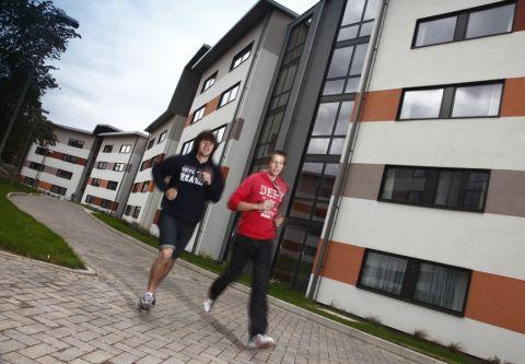 Studere i England - University of Reading - campus