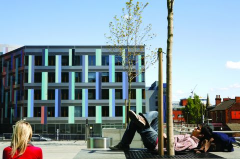 Studere i England - University of Sheffield - Jessops West