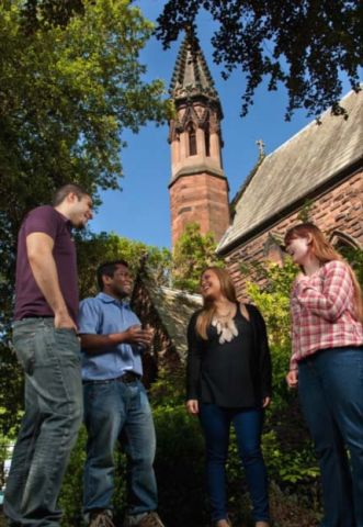 University of Chester - Study Across the Pond