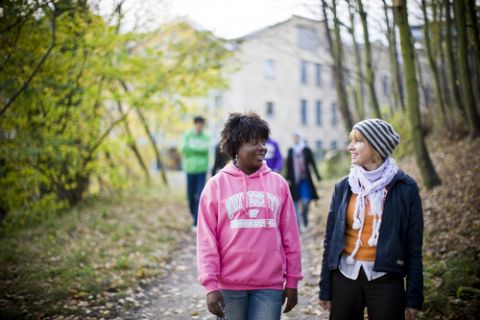 Studenter University of Huddersfield