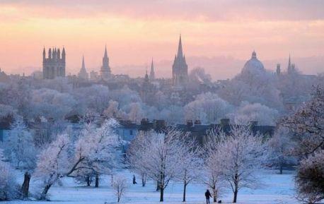 Studere i England - Oxford Brookes University
