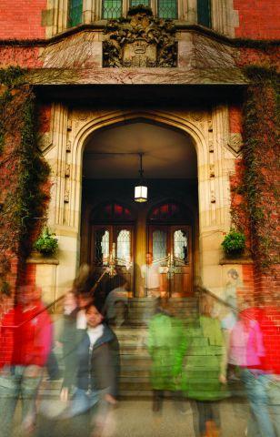 Studere i England - University of Sheffield - Firth Court