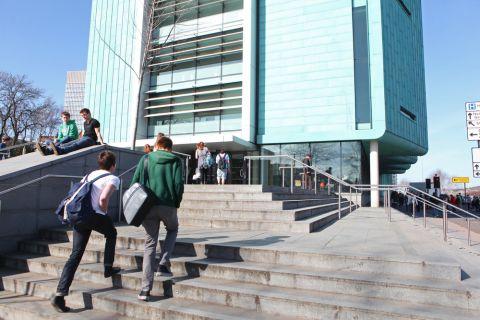Studere i England - University of Sheffield - Information Commons