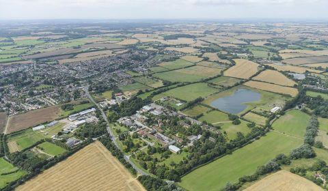 Studere i England - Writtle University College