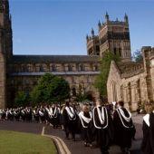 Studenter i Durham