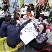 Studenter i Manchester