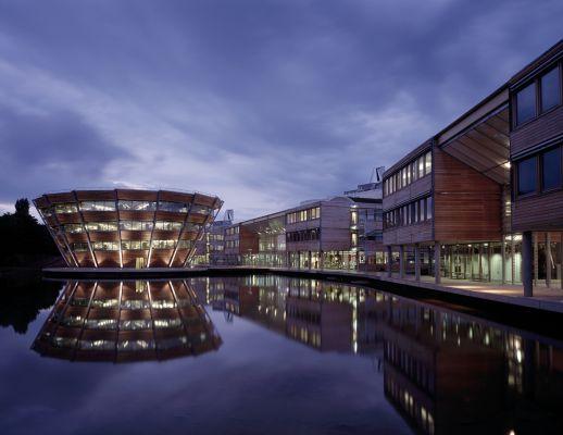 Studere i England - University of Nottingham