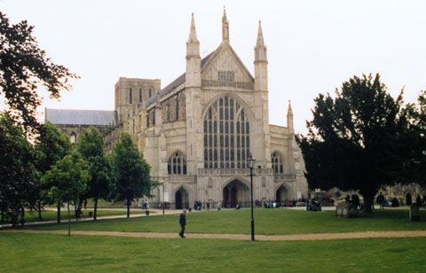 Studere i England - University of Winchester