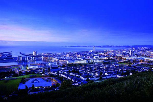 Studere i Wales - Swansea