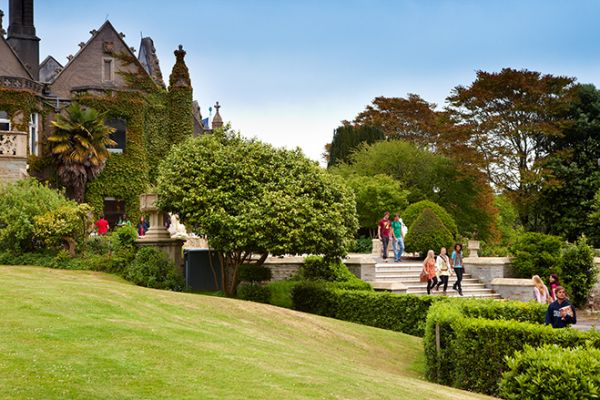 Studere i Wales - Swansea - Singleton Abbey