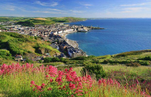 Studere i Wales - Aberystwyth University