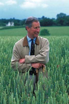 Royal Agricultural University - Prince Charles