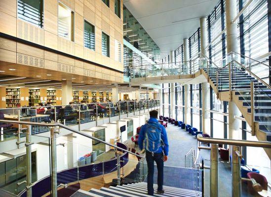Bill Bryson Library, Durham University