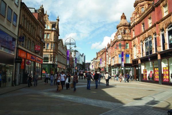 Studere i England - Uiversity of Leeds