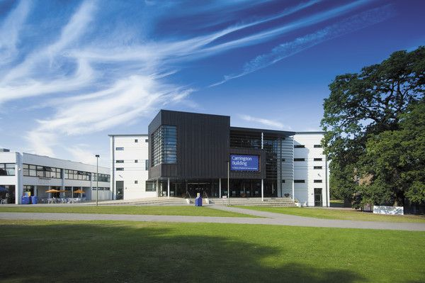 Studere i England - University of Reading - Carrington Building