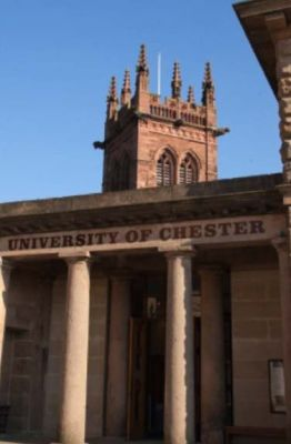 Studere ved University of Chester i England