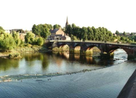 Studere i Chester, England