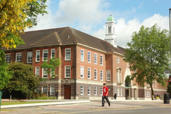 University of Middlesex - Studier i Storbritannia