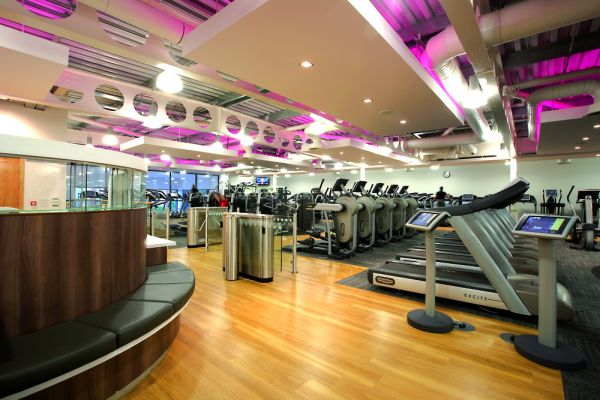 Studere i England - Uiversity of Leeds - Fitness Suite