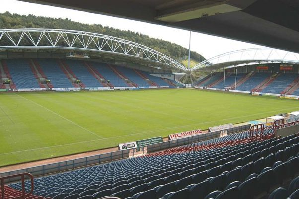 Galpharm Stadium Huddersfield