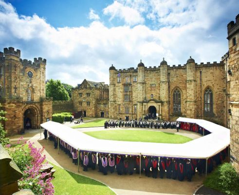 Durham University graduation