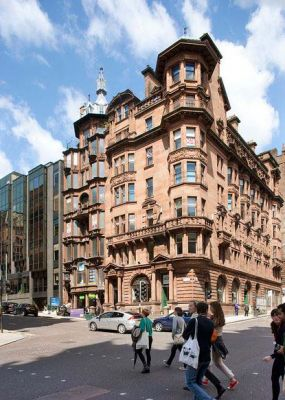 Studere i Skottland, Glasgow School of Art