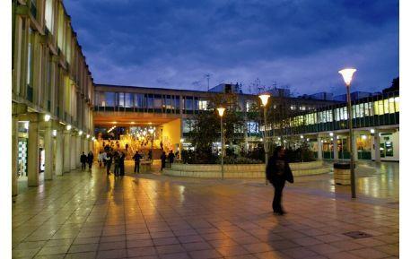 Studere ved University of Essex i England